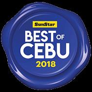 SunStar Best of Cebu 2018 logo